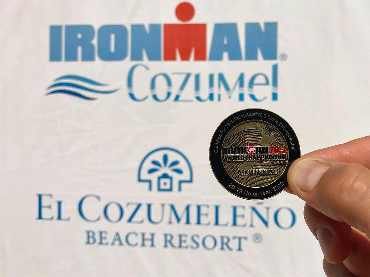 IRONMAN 70.3 World Championship Coin