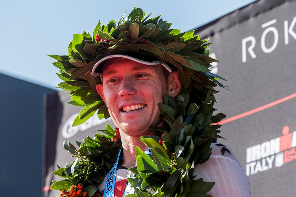 Cameron Wurf | Foto: Getty Images for IRONMAN