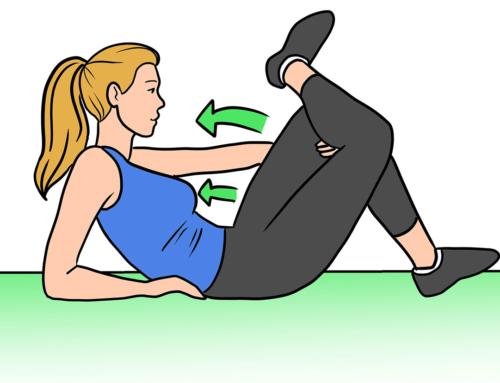Mit Yoga schneller Radfahren