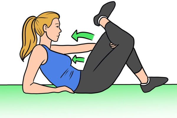 Mit Yoga schneller Radfahren 4