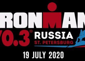Premiere des IRONMAN 70.3 St. Petersburg 2020 ausverkauft 1
