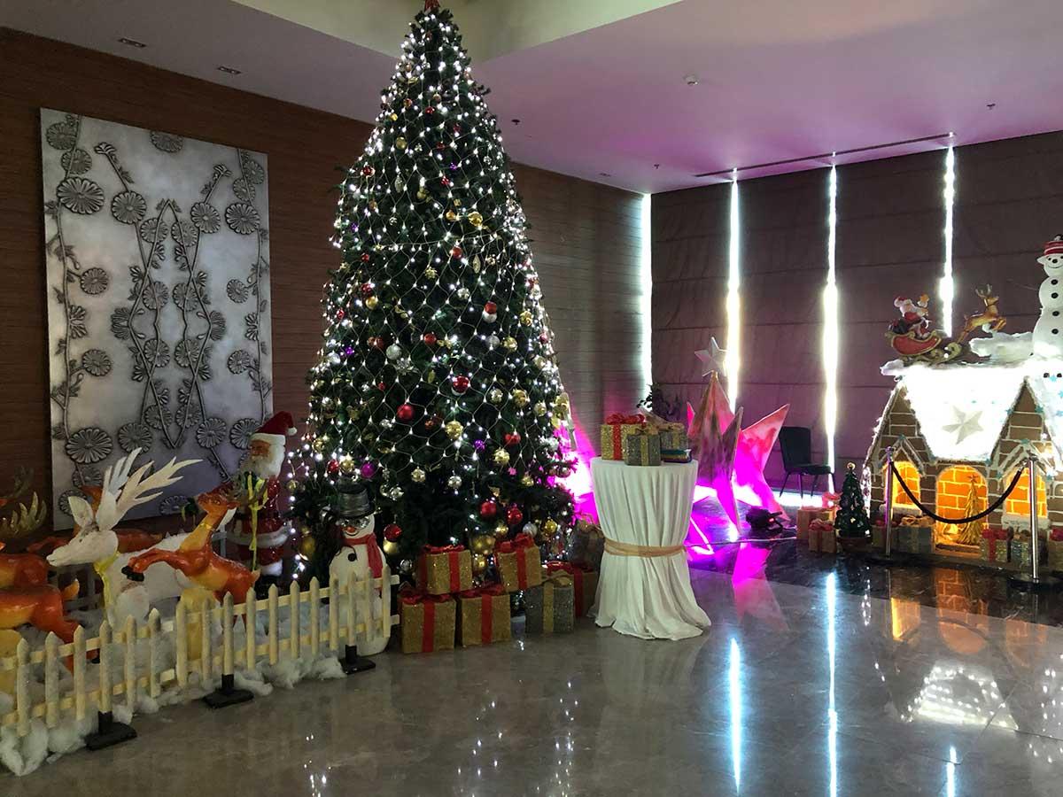 Weihnachten in Bahrain