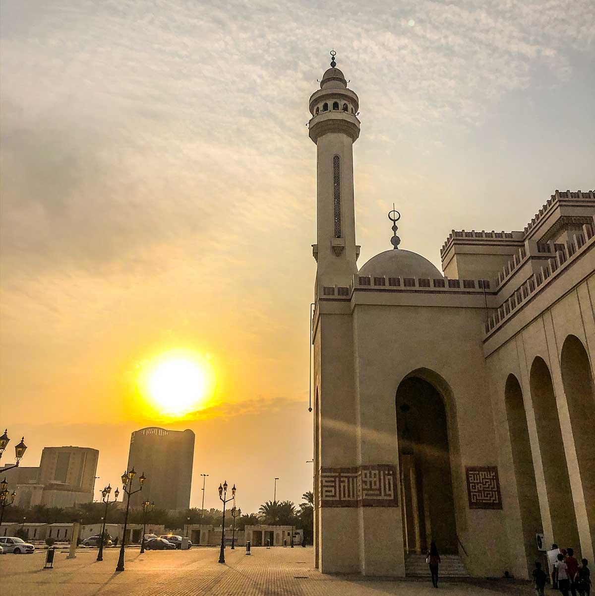 Grand Moschee in Bahrain