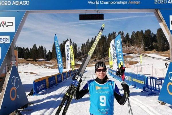 Top 10 Ergebnisse für Österreichs Wintertriathleten bei der WM 2020 2