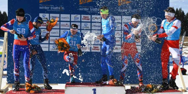 Wintertriathlon WM Asiago 2020