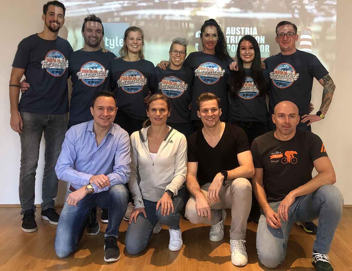 Austria Triathlon Team 2020