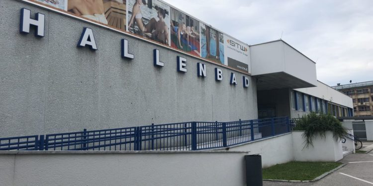 Hallenbad Klagenfurt