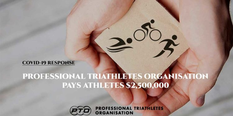 PTO unterstützt Athleten mit 2,5 Millionen Dollar 1