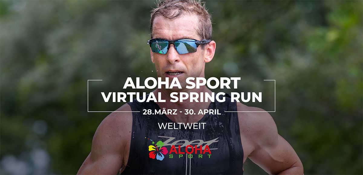 ALOHA Virtual Spring Run