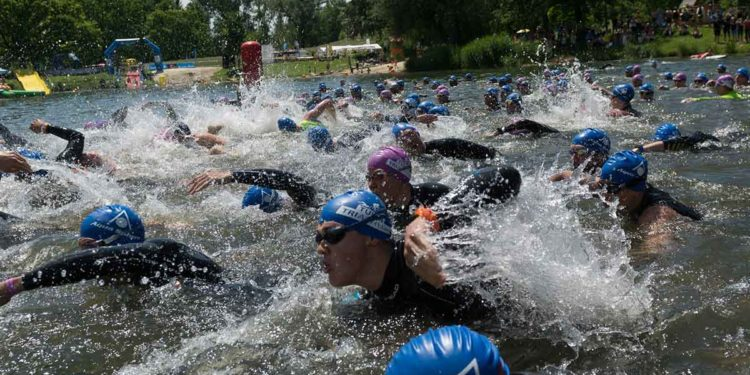 Tulln Triathlon | Foto: Klaus Tesar/Tulln Triathlon