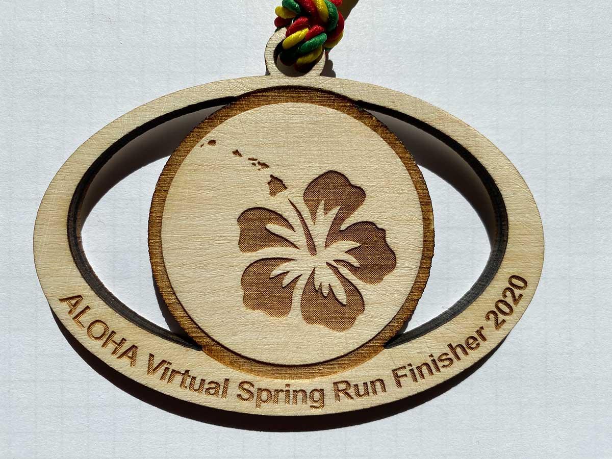 ALOHA Virtual Spring Run
