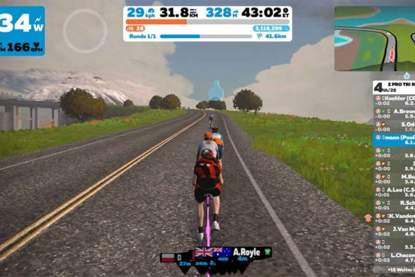 Paul Ruttmann Zwift