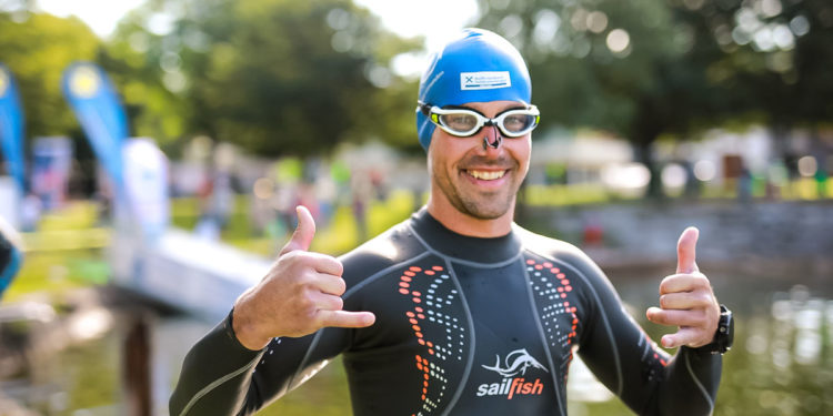 Gmunden Triathlon 2020 | Foto: Freund der Berge