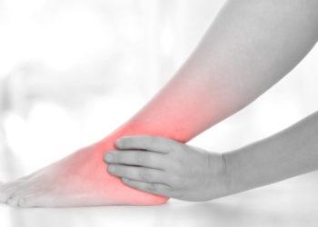 Schmerzen in der Achilessehne