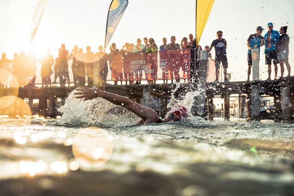 Austria Triathlon Podersdorf