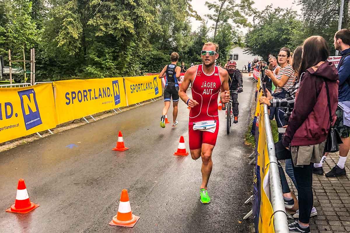 Ausee Triathlon Blindenmarkt