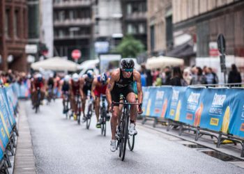 World Triathlon Serie Hamburg | Foto: IRONMAN