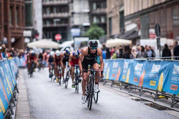 World Triathlon Serie Hamburg   Foto: IRONMAN