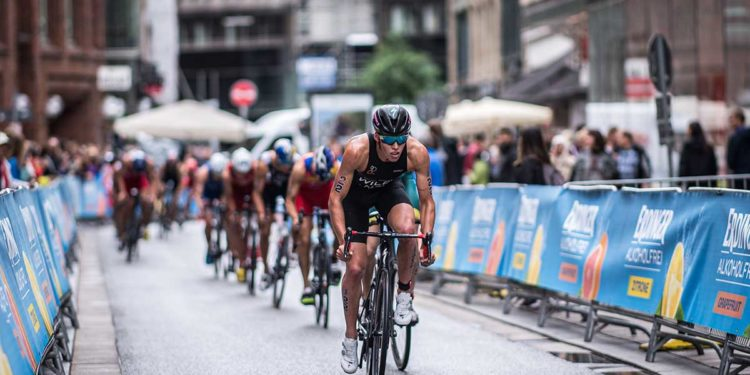 World Triathlon Serie Hamburg | Foto: IRONMAN