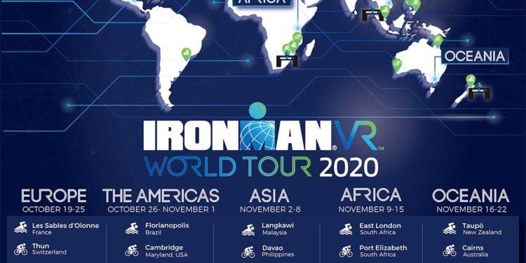 IRONMAN VR World Tour 2020
