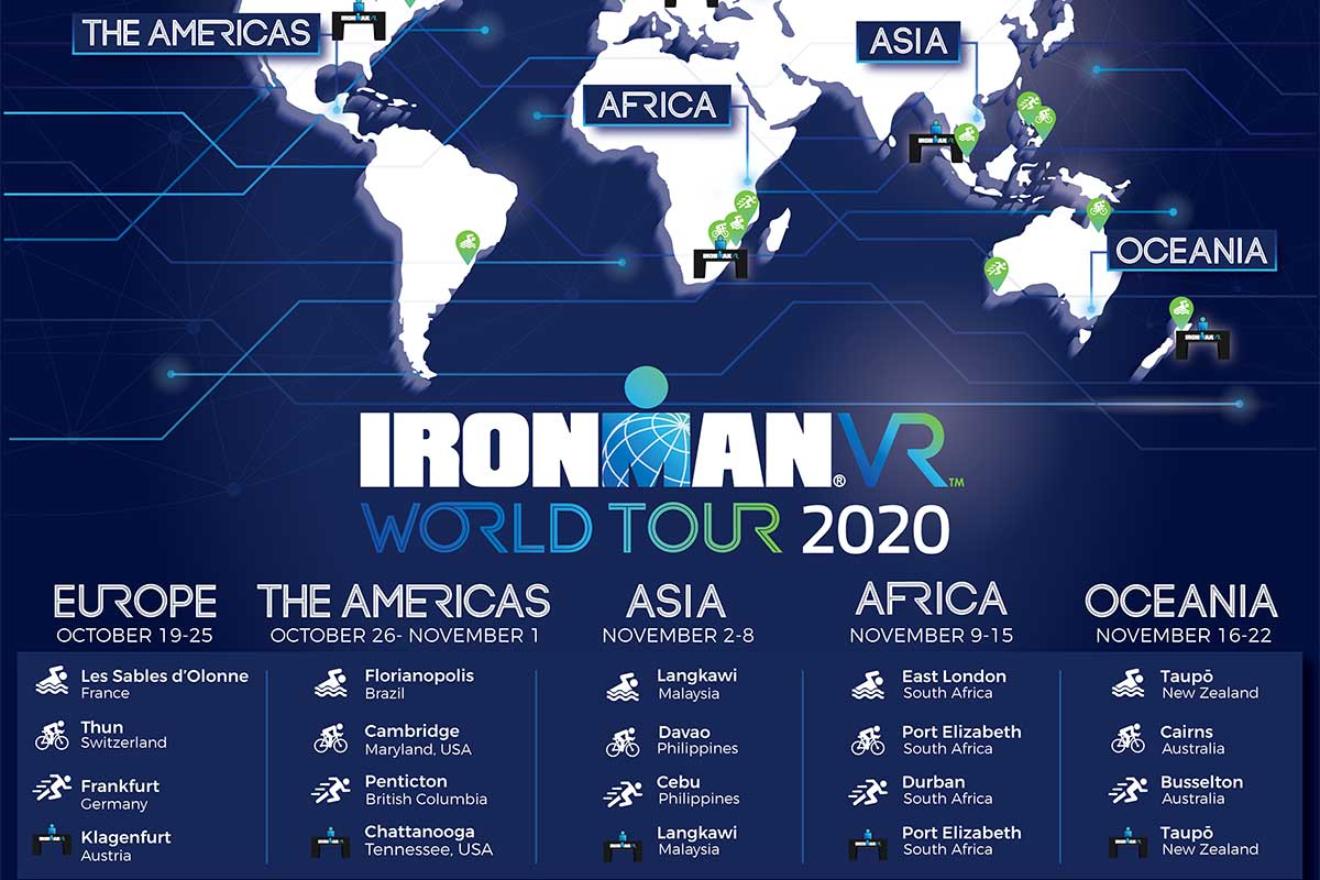 IRONMAN VR World Tour 2020