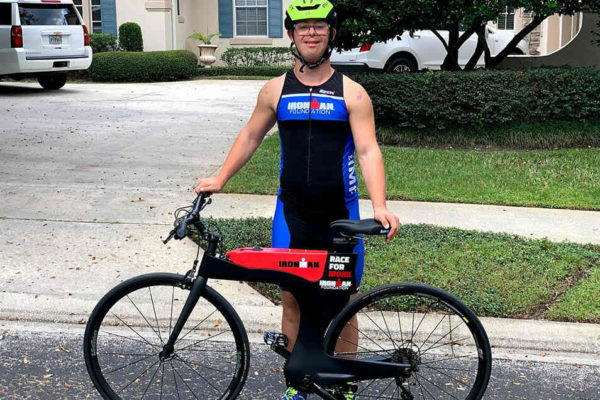 Chris Nikic | IRONMAN Florida