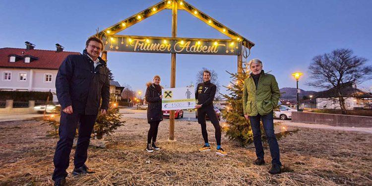 Trumer Triathlon Chartiy Run