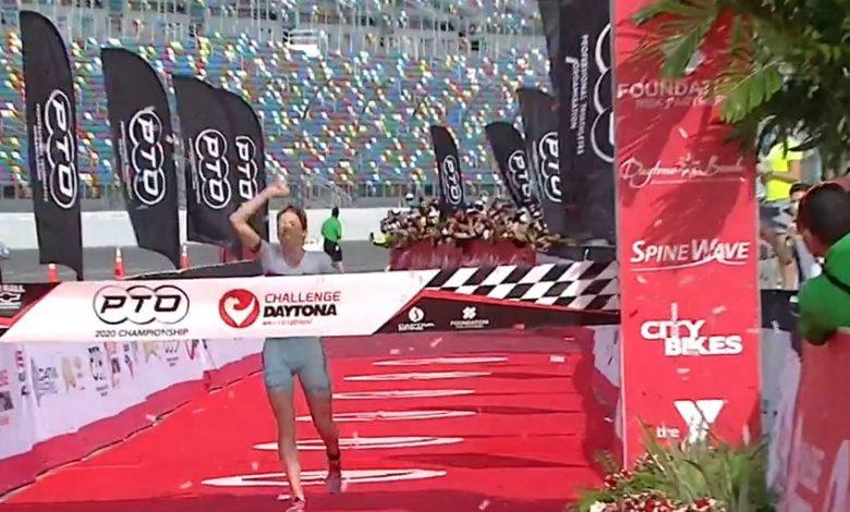 Paula Findlay gewinnt die Challenge Daytona 2020