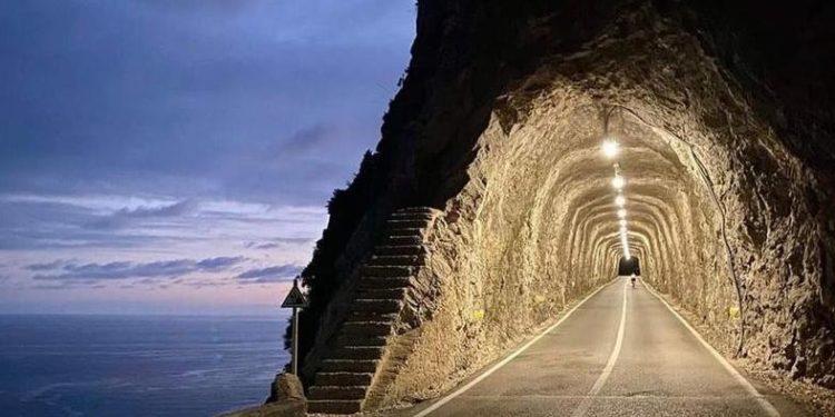 Tunnel zum Cap Formentor