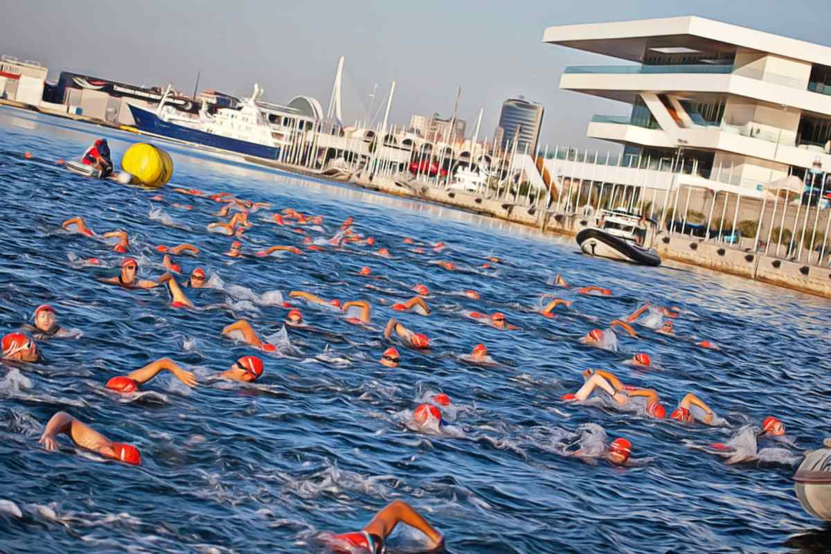 Triathlon Valencia