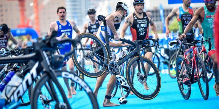 World Triathlon Yokohama 2021