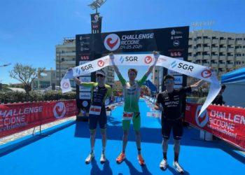 Thomas Steger gewinnt die Challenge Riccione 2021