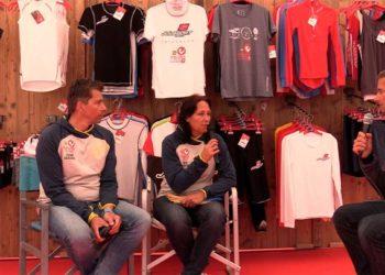 Petra & Christoph Schwarz von der Firma Bestzeit