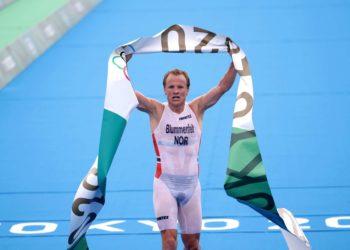 Blummenfelt holt Olympia-Gold | Knabl gestürzt 3