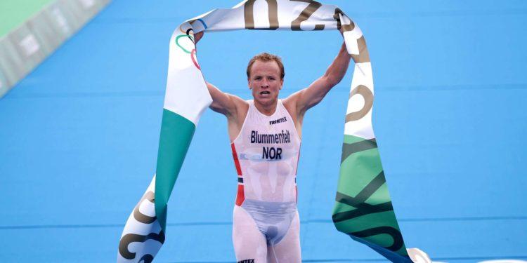Blummenfelt holt Olympia-Gold   Knabl gestürzt 1