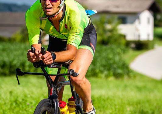 Eine hügelige Radstrecke die keine Sekunde zur Erholung lässt