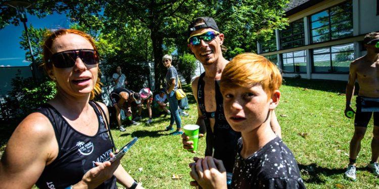 Der Gmunden Triathlon ist ein Fest für die ganze Familie