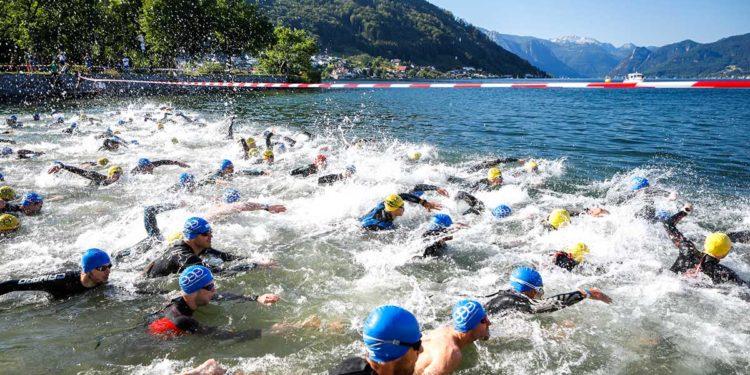 Gmunden Triathlon 2021