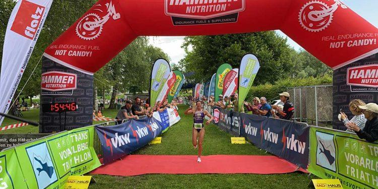 Nicola Spirig gewinnt Trans Vorarlberg 2021