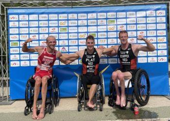 Florian Brungraber holt Silber bei der EM 2021